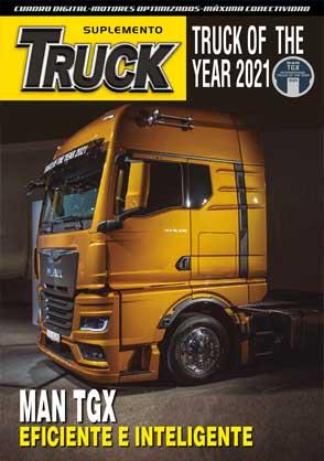 Truck Of The Year 2021 MAN TGX