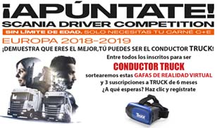 Scania Drive Competition
