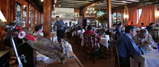 Restaurante Área 103