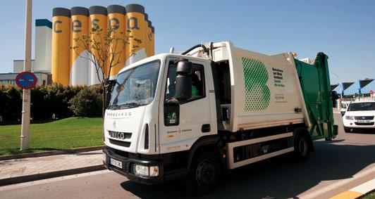 El gas natural entra en el transporte cami n actualidad for Imagenes de gas natural