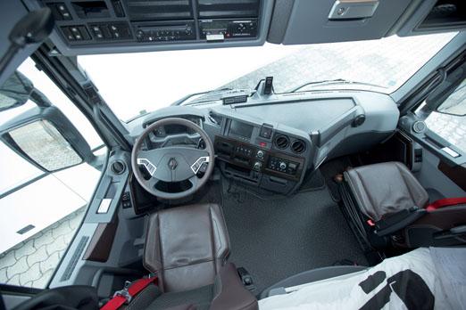 Prueba y Vídeo del Renault T 520 High Sleeper Cab - Camión ...