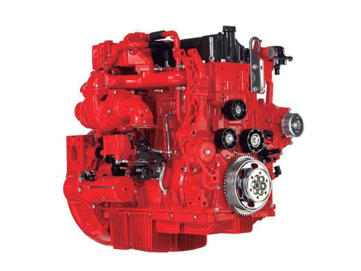 Motor ISB4.5