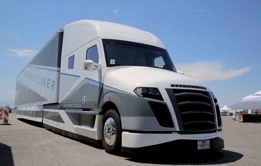 Freightliner San Antonio >> Contacto: Freightliner SuperTruck - Camión Actualidad-Noticias de camiones y Furgonetas