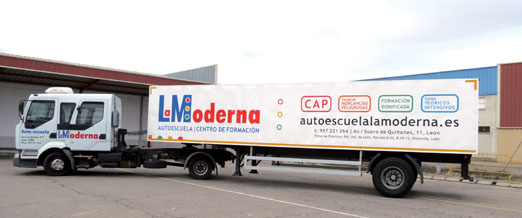 Autoescuela La Moderna