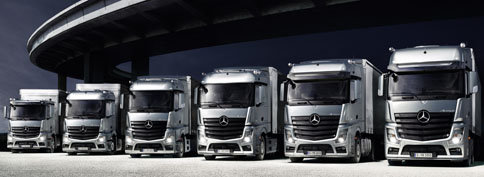 Gama New Actros