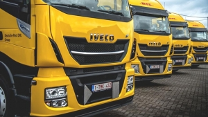 DHL Freight e Iveco