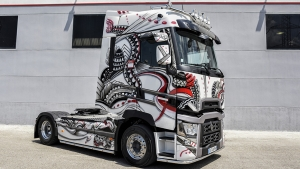 Renault T High Tattoo