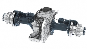 Eje eléctrico eGen Power 100D de Allison Transmission