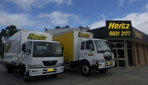 Australian Trucks and 4WD Rentals