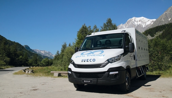 iveco Daily Dual energy