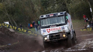 Rally Dakar 2018 Renault Trucks