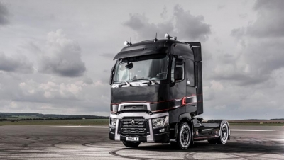 El Renault Trucks T High Edition gana el German Design Award