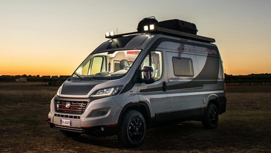 Show Vehicle Ducato 4x4 Expedition 2017