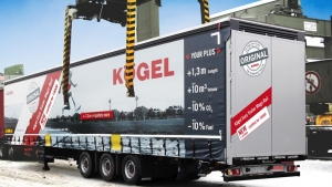 Koegel Euro Trailer Mega Rail