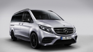 Mercedes-Benz Clase V Night Edition