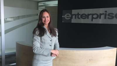 Tatiana Heredia, nueva directora comercial de Enterprise Rent-A-Car España