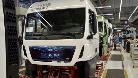 Cabinas más seguras y aerodinámicas en 2020 - Camión