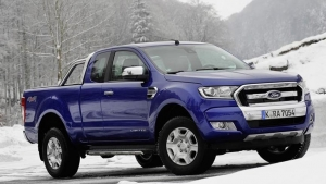 Récord Ford Ranger