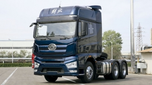 FAW J7 Chinese Truck of the Year