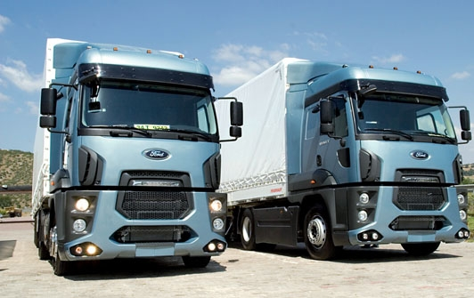 Cargo 1846t El Camion Global De Ford Camion Actualidad Noticias