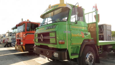 Iii concentraci n cl sicos la encina ponferrada cami n for Camiones usados en asturias