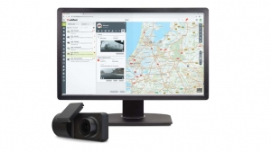 Dashcam de Webfleet Solutions