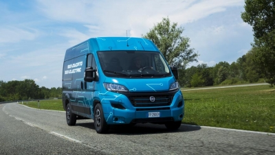 Debut mundial del Ducato Electric