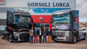 Renault Trucks T High Edition