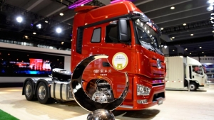 El FAW J17 obtiene el premio Chinese Truck of the Year 2019