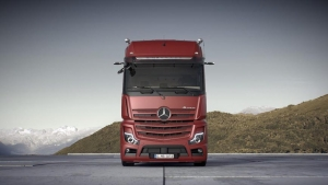 Mercedes-Benz Trucks Actros