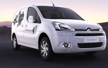 El Citroën Berlingo se electrifica