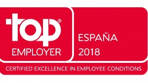 Scania Top Employer 2018