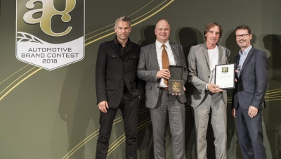 MAN gana el premio Design Team of the Year