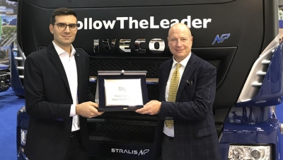 "El Stralis NP 460 se hace con el ""Sustainable Truck of the Year 2019"""