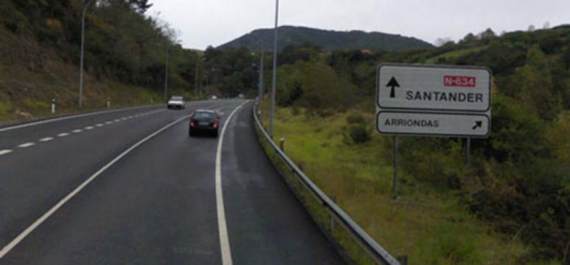 Restricciones al tr fico en asturias el tres de agosto for Camiones usados en asturias