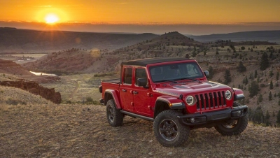 Jeep presenta su pickup Gladiator 2020