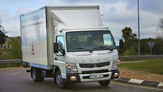 Fuso Canter 3C13 Duonic