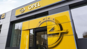 Showroom Opel en Madrid