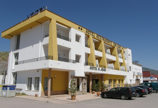 Hotel Restaurante Don Juan: Entre la ruta y el turismo rural