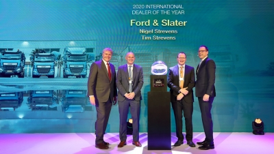 "DAF premia a sus distribuidores con el ""International Dealers of the Year 2020"""
