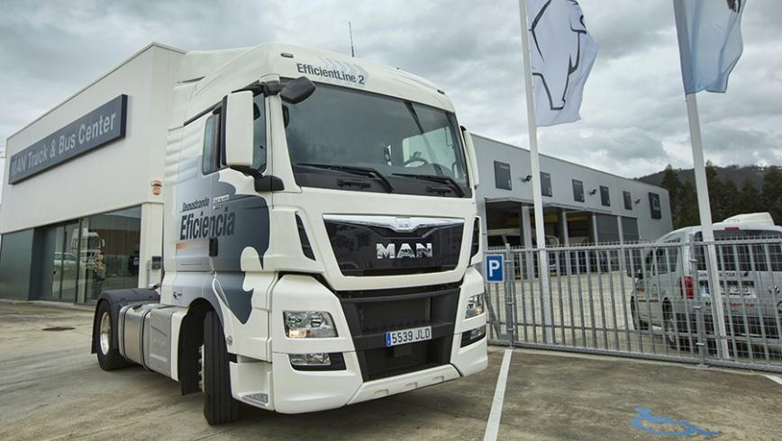 venta de camiones industriales:
