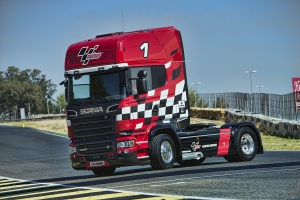Scania V8 MotoGP Limited Edition