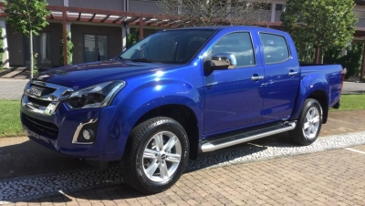Isuzu renueva su Pick-up D-MAX
