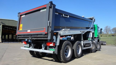 Meiller adquiere UK Boweled Truck Bodies Ltd