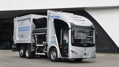 El Irizar ir truck gana el World Smart City